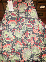 Vera Bradley Full Apron NOMADIC FLORAL New with Tags - $34.29