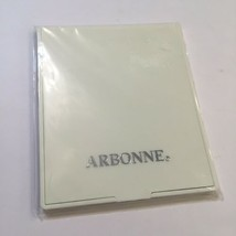 "Arbonne Demo Accessories Mirror Compact Bi-Fold New Sealed 3.5""x4.5"" New... - $9.99"