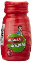 Dabur HERBAL Hajmola Anardana Flavor 120 Tablet X 2 PACK WITH | Free Shi... - $10.71