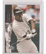 1993 Upper Deck Top Prospects Baseball Card # MJ23 Michael Jordan - $3.48
