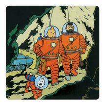 Tintin Set of 5 fridge magnets  Official Tintin product  image 4