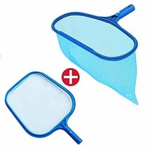 On-Airstore 2 Pieces Milliard Pool Leaf Skimmer Net, Professional, Heavy... - $42.62