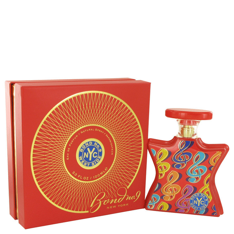 Bond no.9 west side 3.4 oz perfume