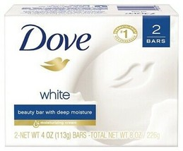 Dove White Beauty Bar Soap - $11.83