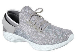 YOU by Skechers Women's Ladies Knit Inspire Slip-On Walking Shoes NEW