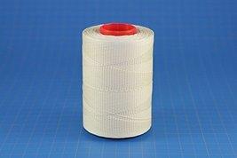 0.6mm Cream Ritza 25 Tiger Wax Thread For Hand Sewing. 25 - 125m length (50m) - $11.76