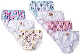 Paw Patrol Girls' Pups 7 Pack Panty - $12.86