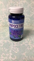 Ahana Nutrition VINPOCENTINE All Natural 100 Capsules EXP 10/2022 - $34.64