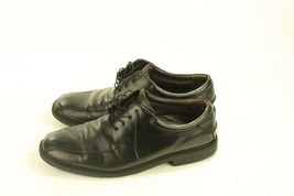 Casual Leather Work Formal Comfort Men M Shoes Bush Dress 12 Wedding Nunn Black XFqg0nx