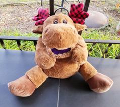 """Converted 24"""" Stuffed Animal """"Reindeer"""" Ventriloquist Puppet *Custom * E22 - $15.00"""
