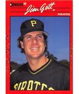 1990 Donruss #605 Jim Gott NM-MT Pirates - $0.99
