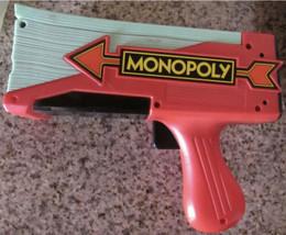 Monopoly Cash Grab Game - Money Gun AAC88 - $12.59