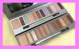 Set/2 Mally CityChick 11pc Each Eyeshadow Palettes Primer Brush Neutral ... - $19.78