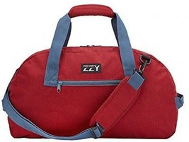Small Gym Bag For Sports Duffels Lightweight With Durable Nylon(Red-35L) - $50.45