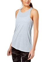 Calvin Klein Crossover Back Asymmetrical Tank Top Waterfall Size Small $28 NWT - $14.69