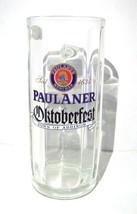 "Paulaner Oktoberfest 0,5 Liter German Beer Stein Addison Texas Mug 7.25""... - $19.75"