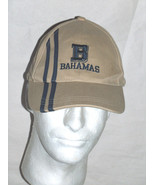 Bahamas Island Dreams Nassau OS Tropical Tourist Embroidered Strap Back ... - $9.10