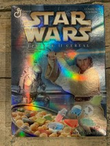 Star Wars Episode II Cereal Box Collector's Edition #1 NEW & Never opened! - $15.83