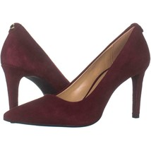 MICHAEL Michael Kors Dorothy Flex Pump Classic Heels 710, OxBlood, 5.5 US - $37.43