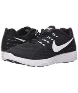 Men's Nike LunarTempo 2 Running Shoes, 818097 002 Sizes 10-13 Black/White/Anthra - $99.95