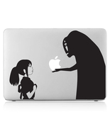 MacBook Sticker Laptop Vinyl Decal Spirited Away Gift 452M - $9.50