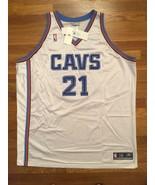 BNWT Authentic Reebok 2002 Cleveland Cavaliers Darius Miles Home Jersey ... - $499.99