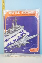Battle Stations An Operational Game of Modern Seapower Simulations Canad... - $64.35