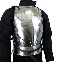 NauticalMart Medieval Silver Armour Breastplate Wearable Halloween Costume  - $399.00