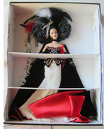 Masquerade Gala Illusion Barbie Doll 1997 NRFB 1st LE in Series Black Hair - $69.97