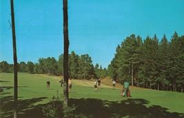 Callaway Gardens Golf Coarse Pine Mountain, Ga. Advertising Postcard - $4.55