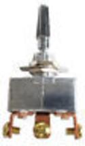 Single-Pole Double-Throw Toggle Switch, 20A - $15.83