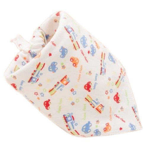 Cars Baby Infant Burp Cloths Toddle Bibs Neat Solutions Double Layers Set of 5