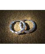 Make me giddy gorgeous and glamorous spell cast hoop earrings MOONSTAR7S... - $20.00