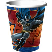 Batman 'Heroes and Villains' Paper Cups (8ct) - $2.73