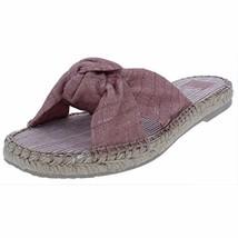 Dolce Vita Women's Benicia Slide Sandal, Blush Linen, 8 M US - $22.88
