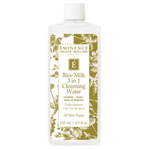 Eminence Rice Milk 3 in 1 Cleansing Water 4.2 oz  - $38.03