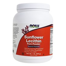 NOW Foods Sunflower Lecithin, 1 lb. - $21.39
