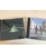 Lot Of 2 Pink Floyd CDS Dark Side of the Moon , Wish You Were Here - $9.50