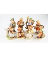 Lot of 8 Vintage Hummel Porcelain Figurines Goebel W. Germany Great Coll... - $502.76