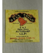 Bell brand AutoHarp Strings E or 3 higher octave 1, 2, 2 3/4 (a12-17) - $14.85