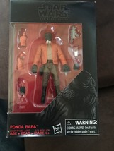 "Star Wars Black Series 3.75"" Ponda Baba Action Figure - Walmart Exclusive - $15.83"