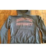 Champion Brand Benedictine University College Sweatshirt Large Mint Gray... - $29.06