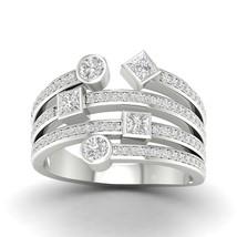 IGI Certified 10k Gold 0.62Ct TDW Diamond Fashion Ring - $829.99