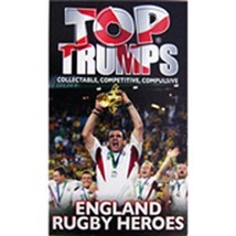 Top Trumps - England Rugby Heroes 2003 - $7.64