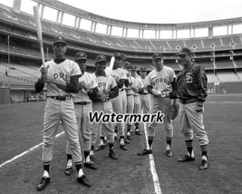 MLB 1969 San Diego Padres Inaugural Opening Day Line Up 8 x 10 Photo Pic... - $6.99