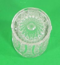 Imperial Vintage Glass DAISY AND BUTTON Water Pitcher Set with 7 Tumbler (s) image 12