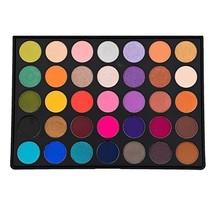 KARA Beauty Professional Makeup Palette ES11 - 35 color California Eyesh... - $19.99