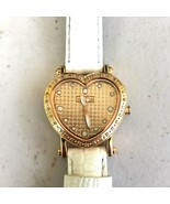 Jojo Joe Donna Rodeo a Forma di Cuore Color Oro Orologio con Diamante Ac... - $1.731,92 MXN