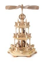 Dregano 3 Level Forest Folk Pyramid, 45cm / 18in, Made in Germany - $296.01