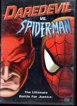 DareDevil Vs Spiderman A Battle For Justice -  DVD - $6.50